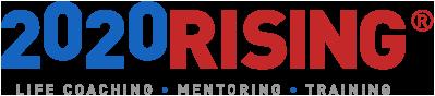 2020 Rising Logo
